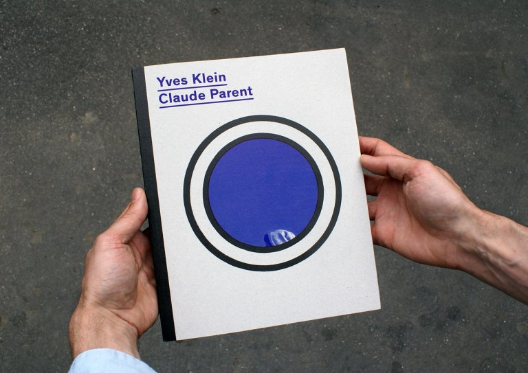 Yves Klein — Claude Parent