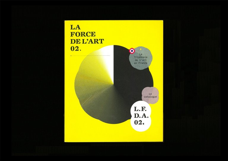 La Force de l'Art #2  — catalogue